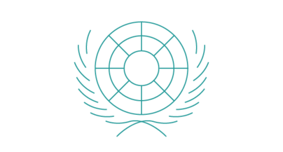 An icon showing an abstract image of the United Nations symbol.