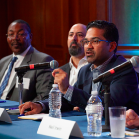 A panel of expert business leaders discussed trends in the future of work.