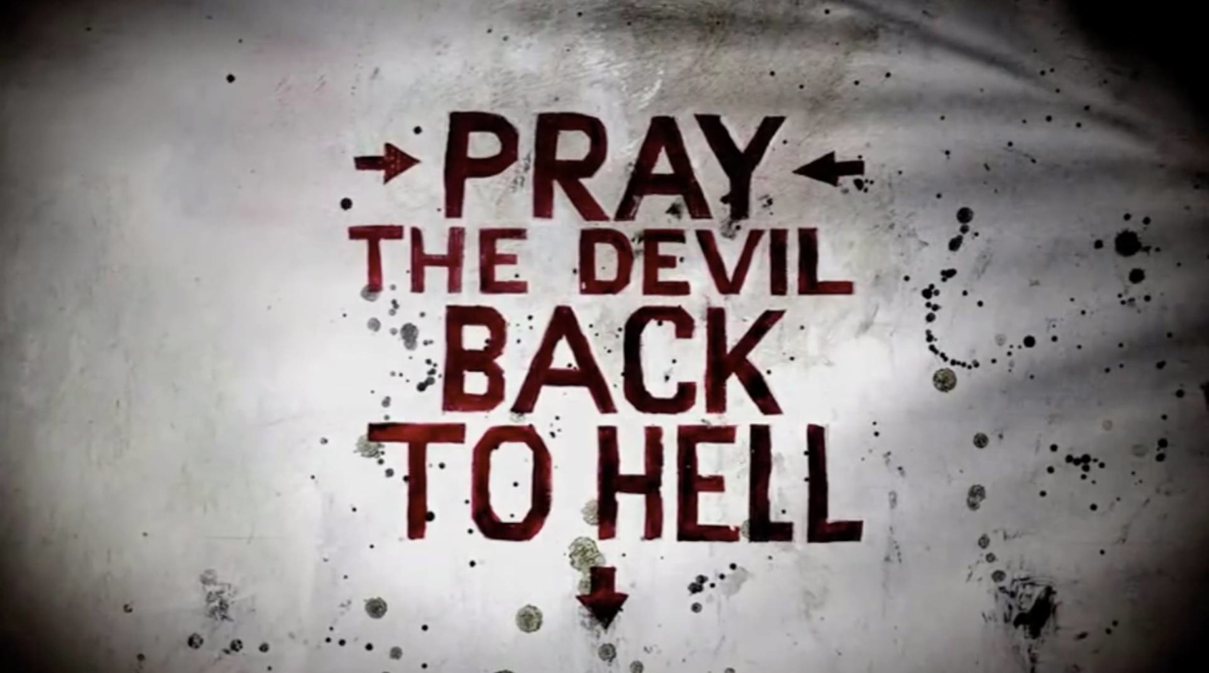 Pray the Devil Back to Hell trailer