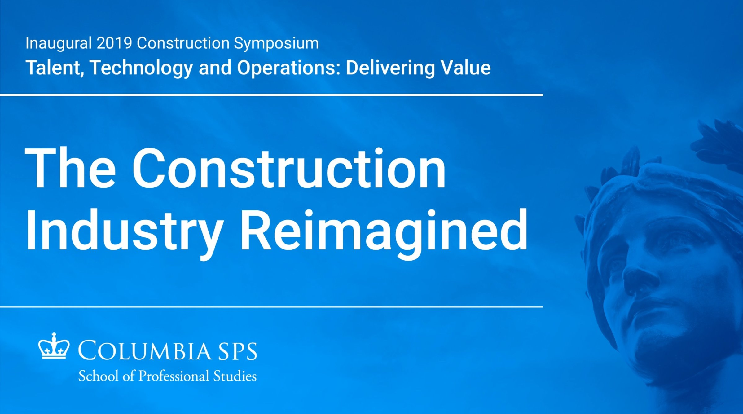 The Construction Industry Reimagined cover image
