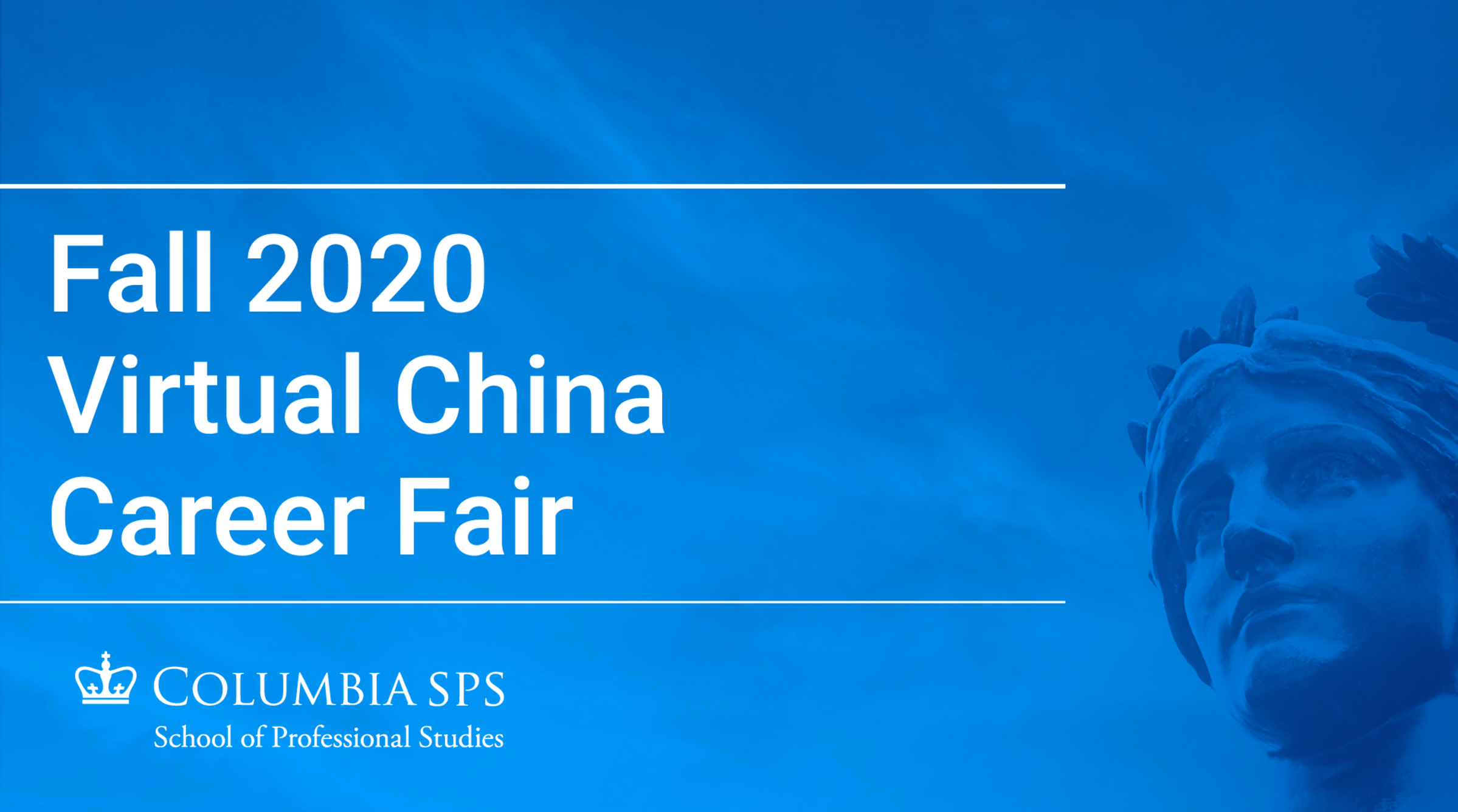 Fall 2020 Virtual China Career Fair