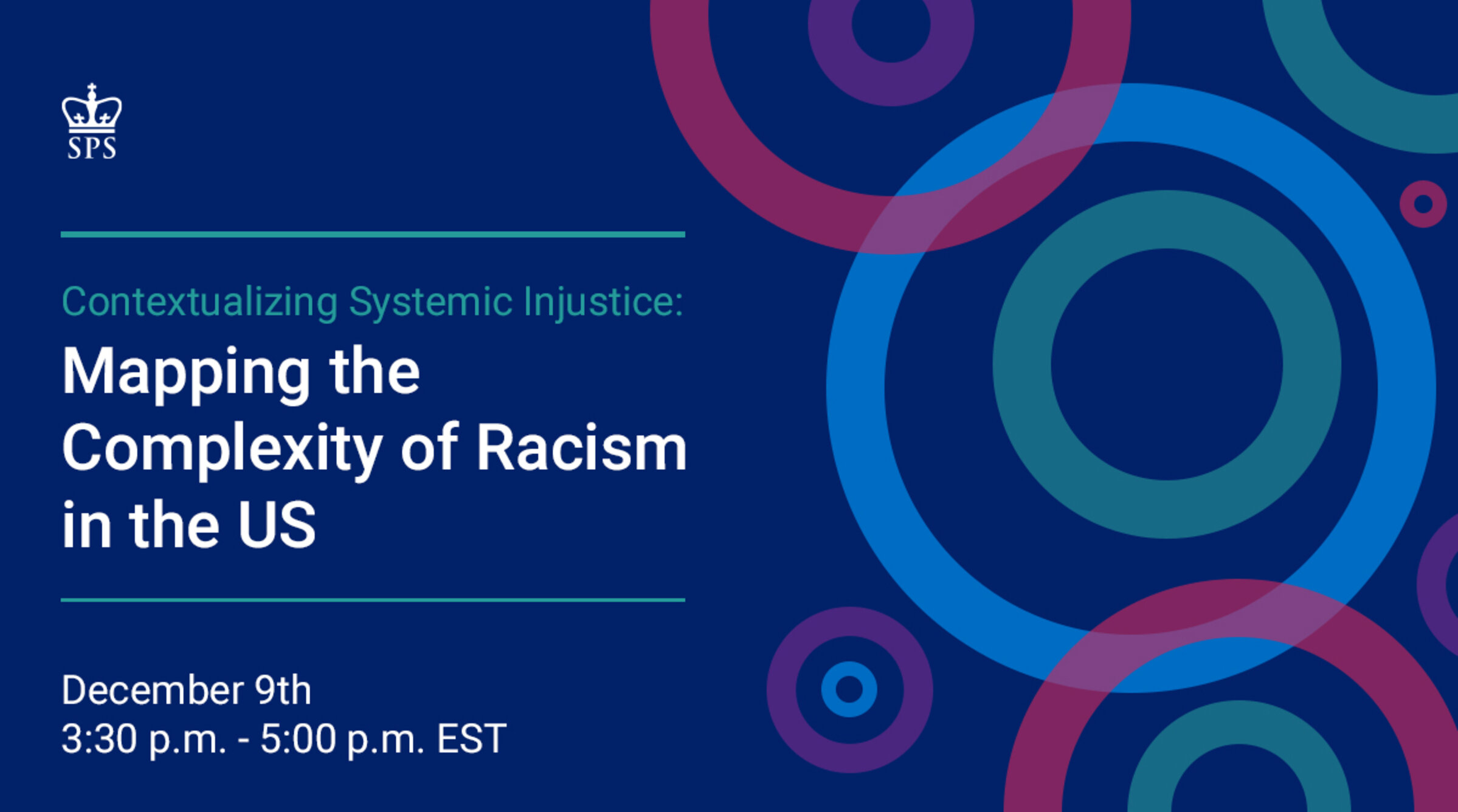 Contextualizing Systemic Injustice: Mapping the Complexity of Racism in the US