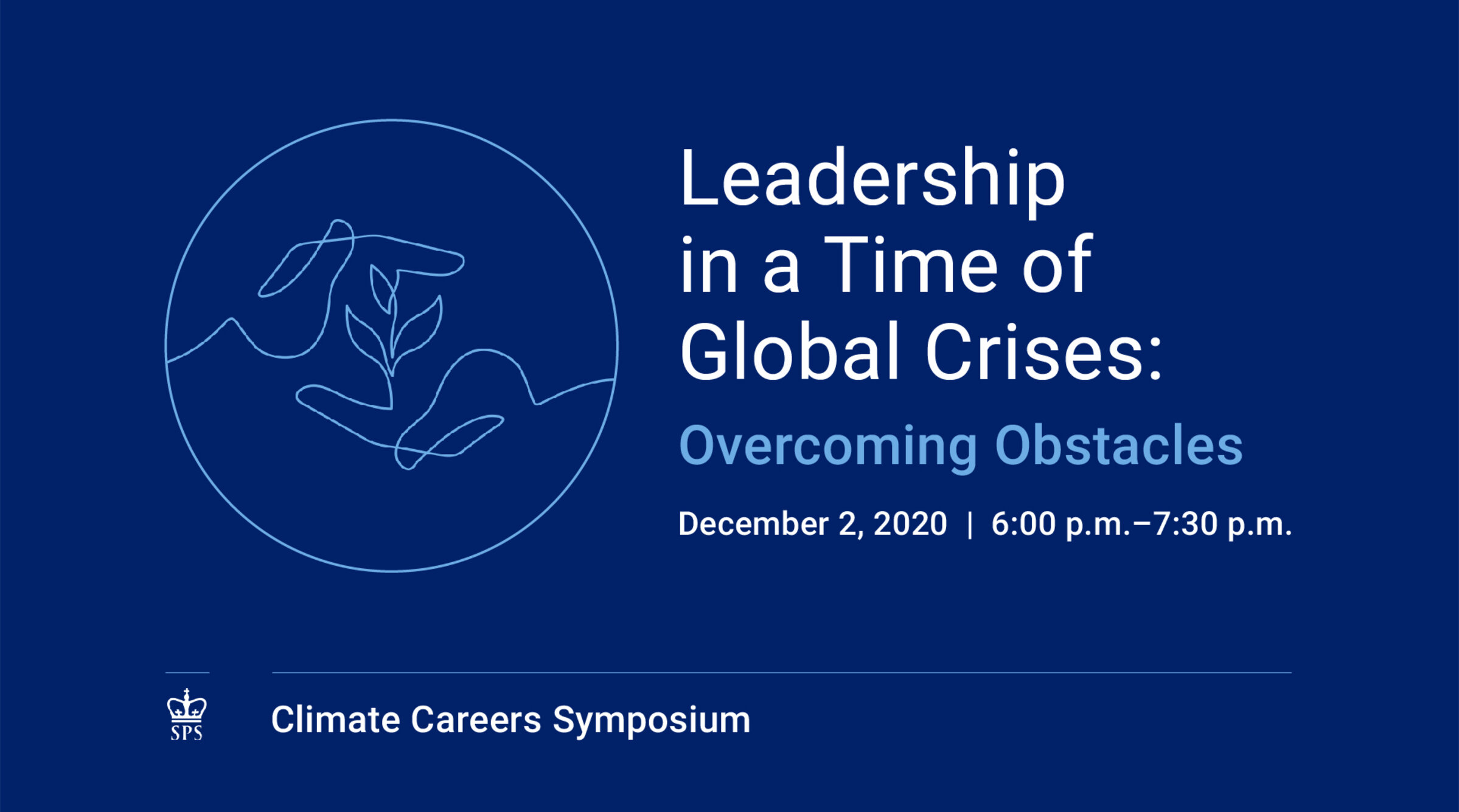 Leadership in a Time of Global Crises: Overcoming Obstacles